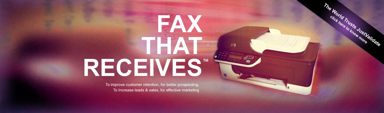 Fax Appending Services